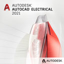 autocad electrical 2021 badge 128px
