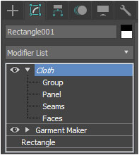 Come modificare tessuti in Autodesk 3ds Max