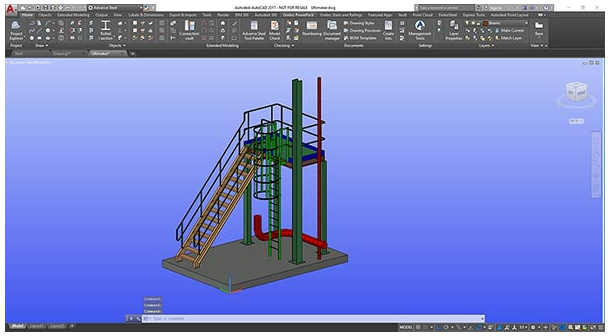 Tutorial Stampa 3D in Advance Steel