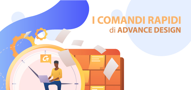 comandi rapidi advance design 650x306px