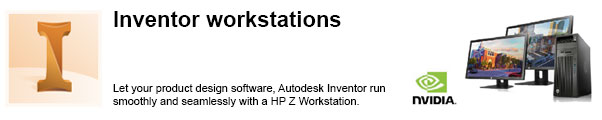 banner Workstations per Inventor