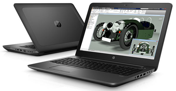 workstation portatile hp ZBooks