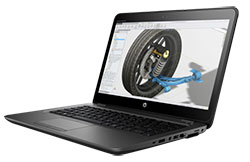workstation portatile hp zbook u series