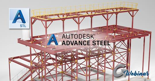 webinar advance steel