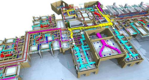 Ottieni di più da Revit MEP visualizzazione 3D