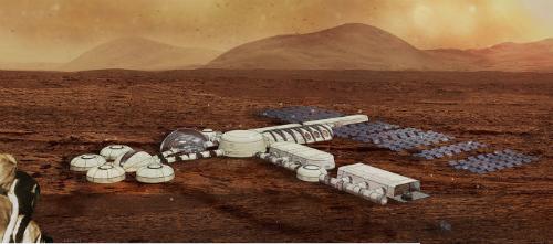 Vita su Marte? Gli architetti aprono la strada alla progettazione su Marte con la Realtà Virtuale