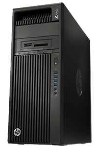 HP Z440 Workstation per Inventor