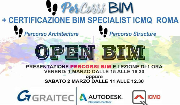 open bim revit evento 600x350