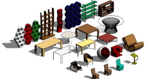 """Riuso e Riciclaggio con """"Transfer Project Standards"""" di Autodesk Revit"""