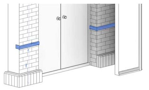 """Revit Architecture e la funzione """"Estrusione Muro"""""""