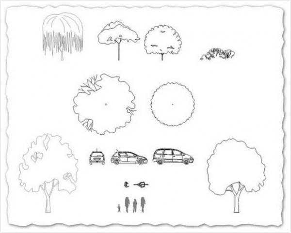 I simboli 2D nascosti di Revit