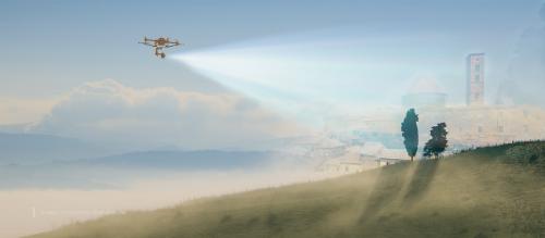 Ecco la nuova tendenza tecnologica: i droni al servizio delle costruzioni