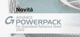 Novità Graitec PowerPack per Advance Steel 2020